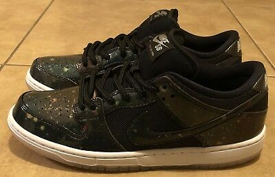 info for ad9f9 5c541 Nike SB Dunk Low TRD QS Galaxy Skateboarding Shoes Men s Size 9.5 883232-001