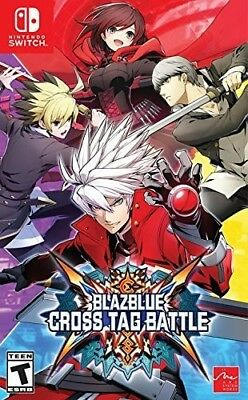 BlazBlue: Cross Tag Battle for Nintendo Switch [New Switch]