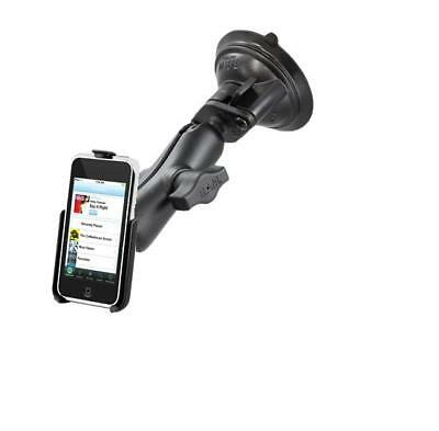 Rugged Car Windshield Suction Cup Mount For Apple Ipod Touch 2Nd 3Rd Generation