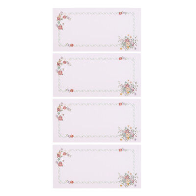 Pearl Premium Envelopes Embossed for Gifting, Invitation, Greeting 4 Pcs