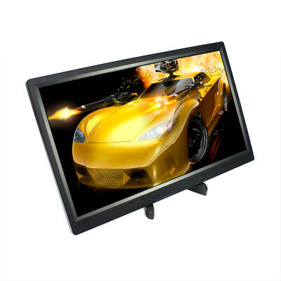 """15.6"""" 4K ABS LCD Monitor 3840x2160 HDMI Input Speaker Build In For Game Monitor"""