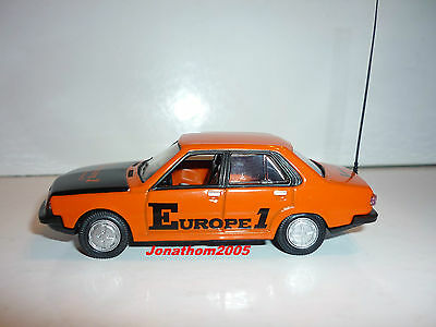 OLD NOREV RENAULT 18 GTS BREAK R18 CATCH TOUR DE FRANCE 1979 1//43 in BOX bis