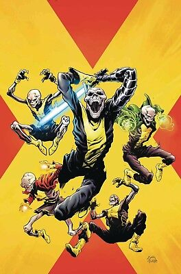 New Mutants Dead Souls #4 (Of 6) - Marvel - Release Date 13/06/18