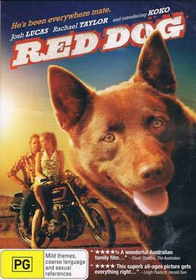 RED DOG New Dvd JOSH LUCAS RACHAEL TAYLOR ***