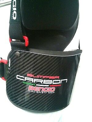 Para Costole BENGIO HIGH SAFETY TECH mod BUMPER ST Carbon made in ITALY