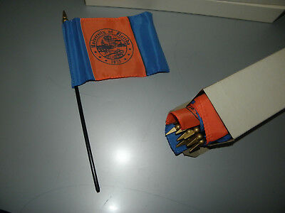 "67 University Of Florida 12"" Flags New"