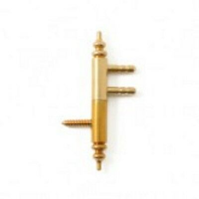 BRASS PIN HINGE FOR CLOCK CASE 50mm High  LS290/1