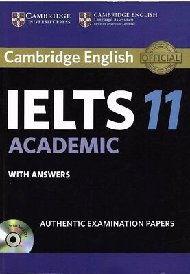 Cambridge IELTS 11 Academic Student's Book with Answers Authentic Examination
