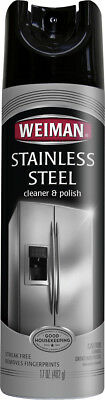 Weiman 17 Oz Stainless Steel Cleaner And Polish Multi