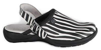 Toffeln Clearance 0497 - Zebra Patterned - End of Line Sale item