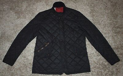 Barbour MORAN QUILT Jacket in Navy - Small  [2711]  1 DAY SALE