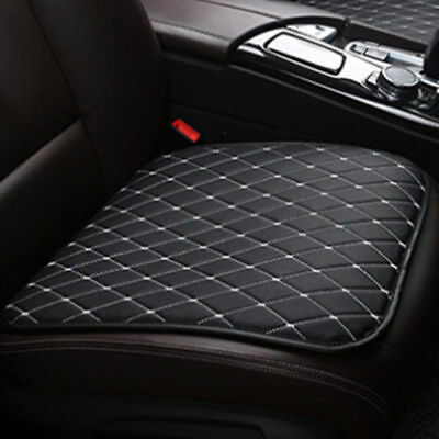 Car Front Seat Covers Breathable Pad Half Surround Mat Auto Chair Cushion e r