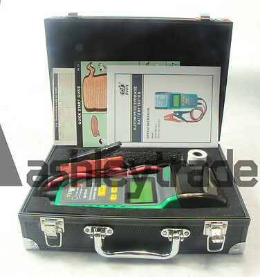 DY2015B New 12V Automotive Battery Tester with Printer