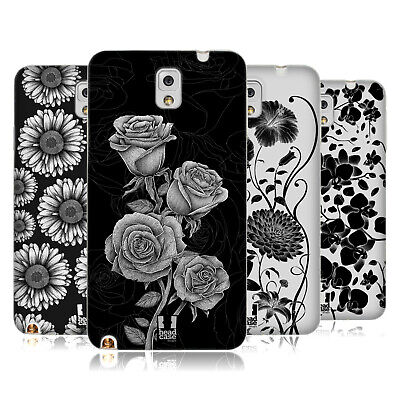 Head Case Designs Lithographic Blooms Soft Gel Case For Samsung Phones 2
