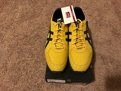size 40 a725a 008b2 ASICS COLORADO EIGHTY Five 85 BAIT x Bruce Lee x Onitsuka Tiger Yellow Size  9