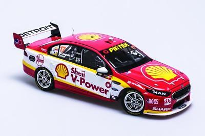 New Biante 1:18 Ford FGX 2017 Bathurst Pole Position Scott McLaughlin DJR