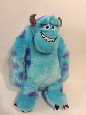 """Disney/Pixar Large Sully Plush Monsters Inc Stands 20"""" Tall"""