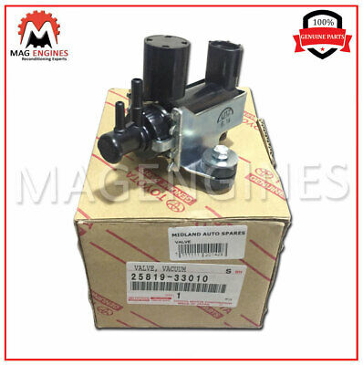 25819-33010 Toyota Genuine Vacuum Regulating Valve Assy For Land Cruiser