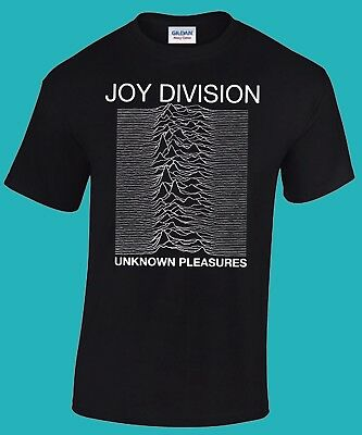 JOY DIVISION T-shirt (New Order, Wire, The Smiths, Bauhaus, Cure)