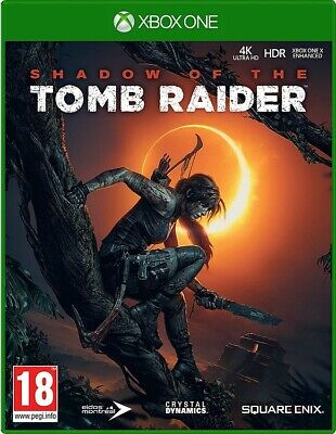 Shadow Of The Tomb Raider Xbox One Videogame Italiano Gioco X Box Nuovo Eidos