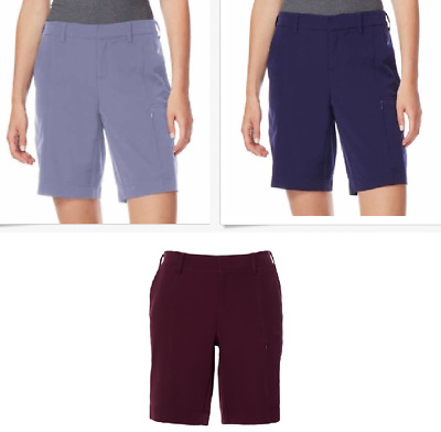 NEW 32 Degrees COOL Ladies' Woven Casual Cargo Shorts - VARIOUS SIZES & COLORS