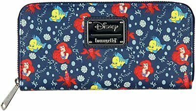 Disney Villains Wallet Loungefly Licensed 2018 NEW RELEASE Maleficent Ursula NEW