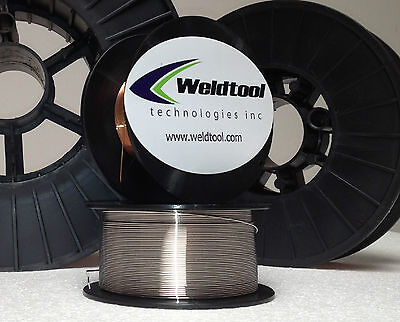 MIG Welder Spooled wire 4 roll starter pack! Wire Stainless, Alum, & Steels