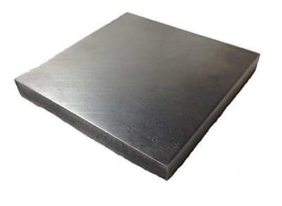 Steel Block Metal Stamping Block with Rubber Feet ImpressArt Professional Small