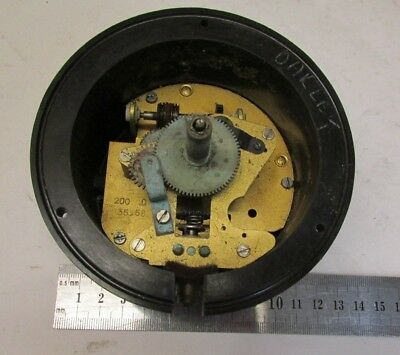 Smiths sectric electric clock movement