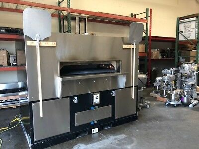 WOOD STONE FIRE DECK WS-FD-9660-RFG-LR-IR-NG Pizza Oven NATURAL GAS