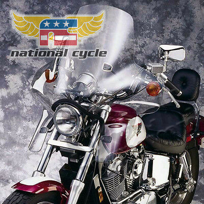 NATIONAL CYCLE 1977 Yamaha XS360 Plexifairing 3 Windshield