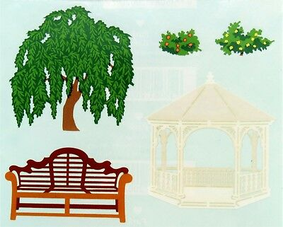 Phenomenal Mrs Grossmans Weeping Willow Tree Scrapbook Stickers 2 Pdpeps Interior Chair Design Pdpepsorg