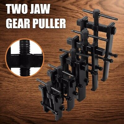 Two Jaw Bearing Gear Puller Extractor Installation Remover Hand Tool Kit For Car