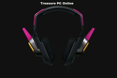 Razer OFFICIAL MEKA ISSUED D.VA Analog Gaming Headset RZ04-02400100-R3M1