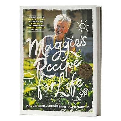 Maggie's Recipe For Life Book Maggie Beer