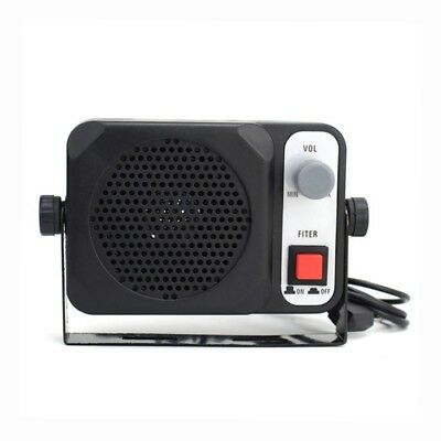 TS-650 Mini External Speaker ts650 For Yaesu Kenwood ICOM Motorola Ham Radi S8S3