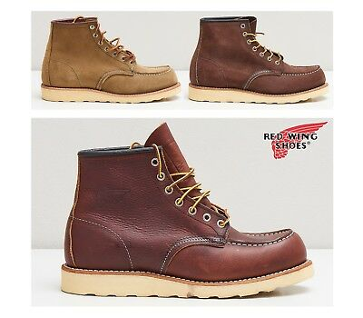 RED WING SHOES scarponcini USA