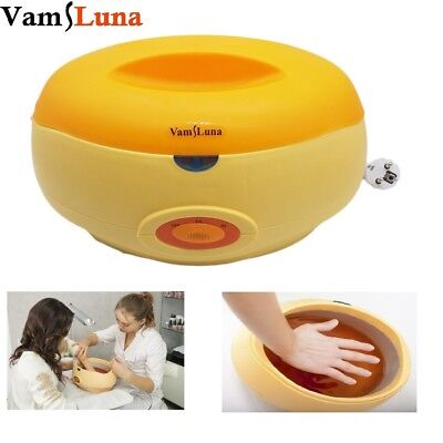 2.2L Wax Warmer Paraffin Heater Machine Bath Therapy Face Care, Hand Care & Hair