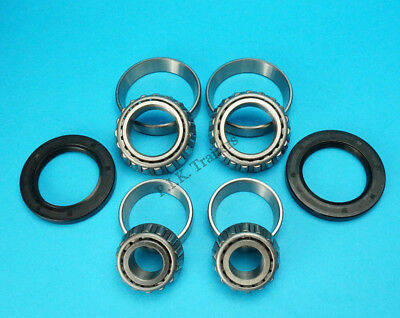 2 x Trailer Wheel Hub Bearing 67048 & 11949 & Seal 42 62 7 - ALKO 2051  #KIT-109