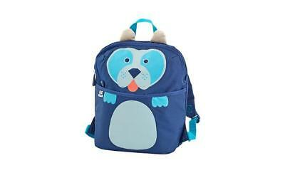 BUILT NY Big Apple Buddies Lunch Backpack Dog