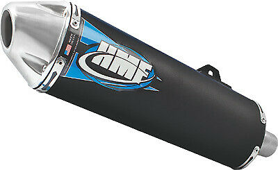 HMF PERFORMANCE SERIES Full System Exhaust Pipe Blue Yamaha Raptor