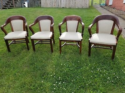 Antique Chair Marble And Shattuck Co. Made In Cleveland Ohio