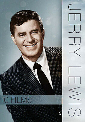 Jerry Lewis: 10 Films [New DVD] Boxed Set, Restored, Subtitled, Widescreen, Do