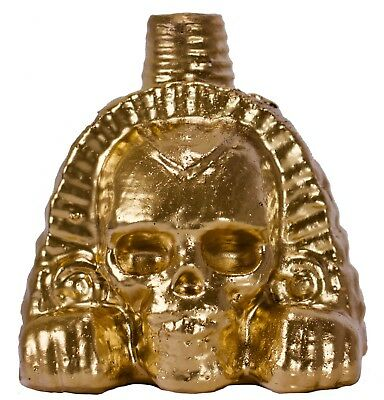 Aztec Death Whistle *Real Screams* (Melted Gold)