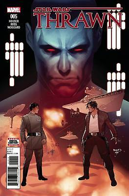 Star Wars Thrawn #5 (Of 6) - Marvel -  Release Date 13/06/18