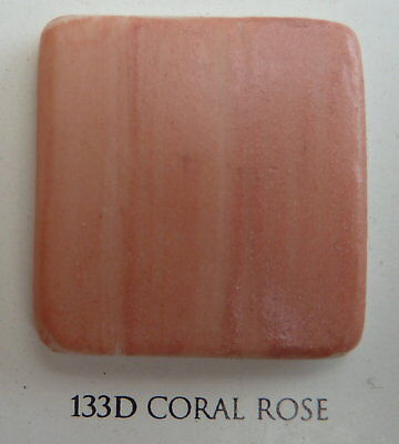 Seeleys china paint 133D Coral Rose