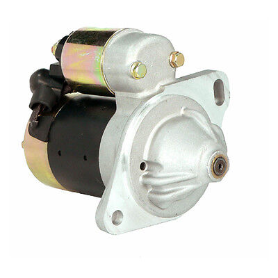 New starter motor suits various Yanmar tractors with 3TNA68 and 3TNA72 engines