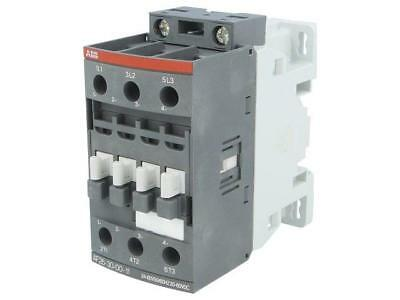 AF26-30-00-11 Contactor3-pole 24÷60VAC 20÷60VDC 26A NO x3 DIN, on ABB