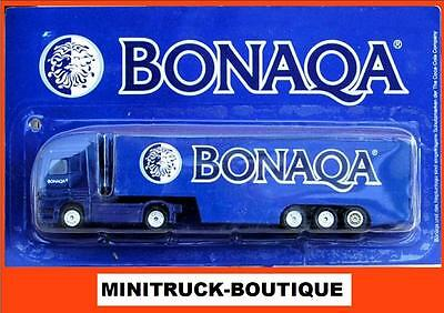 BONAQA (by Coca Cola, Germany) / truck Mercedes Benz Actros, Scale 1:87/HO