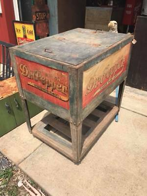 Dr Pepper Cooler Ice Chest